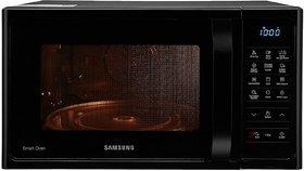 Samsung MC28H5033CK/TL 28 Litre Convection Microwave Oven (Black)