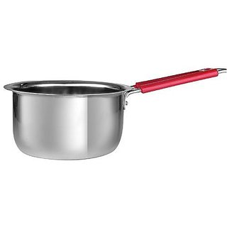 Pure stainless Steel Sauce pan or chai pan