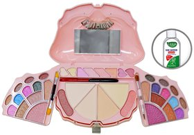 T.Y.A Good Choice India Makeup Kit, 22 Eyeshadow, 2 Blusher, 4 Compact, Highlighter, (563-2), 48g