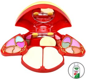 T.Y.A Good Choice India Makeup Kit, 8 Eyeshadow, 2 Blusher, 2 Compact, 4 Lip Color, (6023-2), 16g