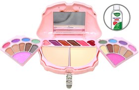 T.Y.A Good Choice India Makeup Kit, 18 Eyeshadow, 2 Blusher, 2 Compact, 6 Lip Color, (6055-1), 22g