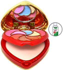 T.Y.A Good Choice India Makeup Kit, 6 Eyeshadow, 2 Blusher, 1 Compact, (6007-1), 15g