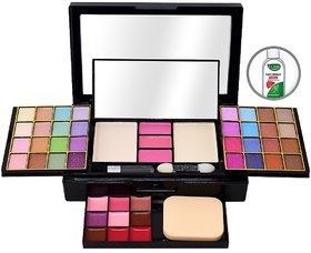 T.Y.A Good Choice India Makeup Kit, 32 Eyeshadow, 3 Blusher, 2 Compact, 9 Lip Color, (6145), 30g