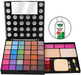 T.Y.A Good Choice India Makeup Kit, 36 Eyeshadow, 3 Blusher, 2 Compact, 4 Lip Color, (5036), 40g