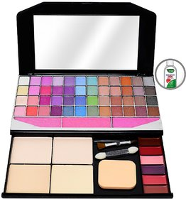 T.Y.A Good Choice India Makeup Kit, 48 Eyeshadow, 3 Blusher, 4 Compact, 6 Lip Color, (590), 80g