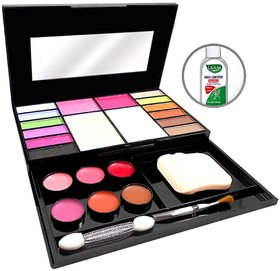 T.Y.A Good Choice India Makeup Kit, 24 Eyeshadow, 3 Blusher, 2 Compact, 4 Lip Color, (6159), 26g