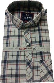 Wear N Cheer Formal Men Shirt
