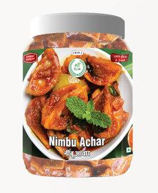 Agri Club Nimbu Achar(Lemon Pickle) 750gm