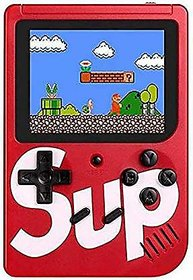 Univers TV Video Game SUP Game Box with Mario/Super Mario/DR Mario/Contra/Turtles  Other 400+ Games with Battery Includ