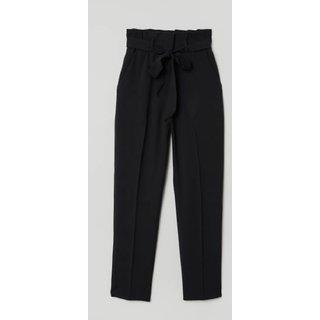 Westchic Women's Black Plain Pajama