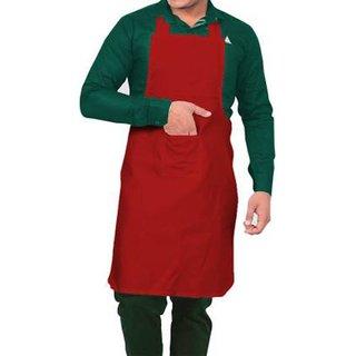 Z decor Cotton chef apron -free size set of 1