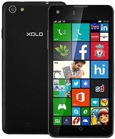 XOLO Q900S Window phone 512MB RAM 4GM ROM Black (Refurbished)
