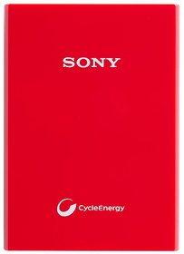 Refurbished Sony CP-V5 5000 mAh Power Bank (Red) With 1 Month Seller Warranty