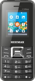 HEEMAX H10 BOSS (DUAL SIM, 2500 MAH BATTERY ) ONE YEAR WARRANTY , MADE IN INDIA