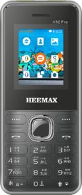 HEEMAX H10 PRO  (DUAL SIM, 2500 MAH BATTERY ) ONE YEAR WARRANTY , MADE IN INDIA