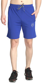 Exceed Sports Men's Blue Gym Short