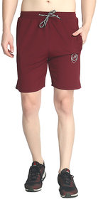 Exceed Sports Men's Mahroon Shorts