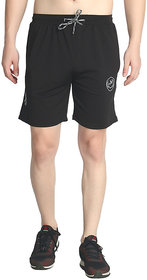 Exceed Sports Men's Black Shorts