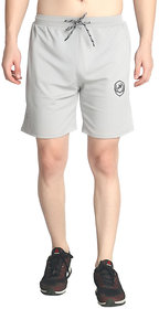 Exceed Sports Men's Light Grey Shorts