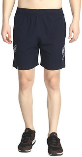 Exceed Sports Men's Navy Gym Shorts