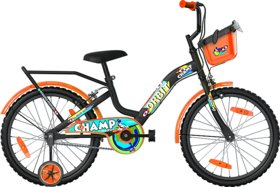 BSA ORBIT 20 INCH  BICYCLE FOR KIDS HEIGHT UPTO 135 CM