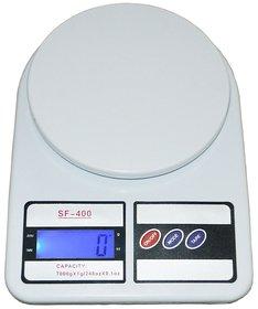 Yuga Electric Digital Kitchen Weighing Scale 10Kg / 1Kg