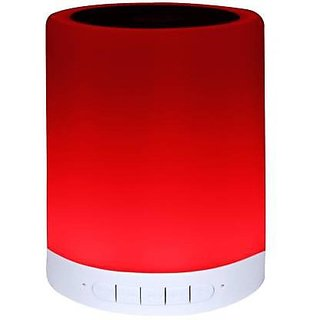 LED TOUCH Lamp Speaker CHANGING Light Bluetooth Speakers 3 W