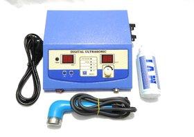 Digital Ultrasonic Therapy Machine 1mhz ( Blue Body  )