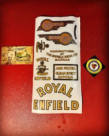 Sticker Kit For Old Model Bullet