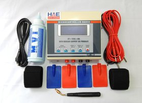 HME Compact IFT+TENS +MS With Russian Current 3 in 1 Combination Unit ( 125 program )