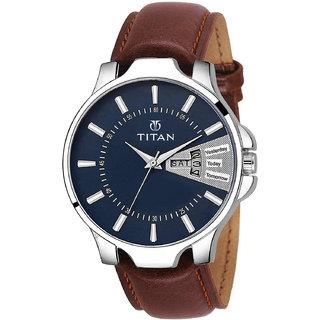 Titan Men Limited Edition Brown Analog Watch