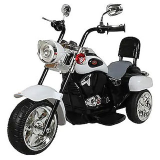 h baby  3-Wheel Special Battery Operated Ride On Bullet Bike And 25 kg Weight Capacity for your kids