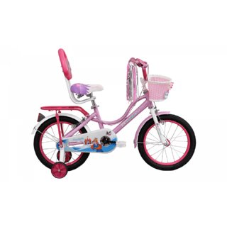 BSA CHAMP CINDRELLA 16 INCH BICYCLE FOR KIDS HEIGHT UPTO 120 CM