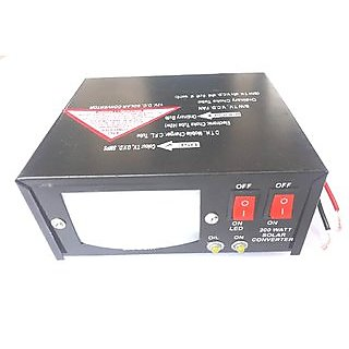 Solar Converter/inverter 12V Dc Power To 220V Ac ,200 Watt For Home,Car uses