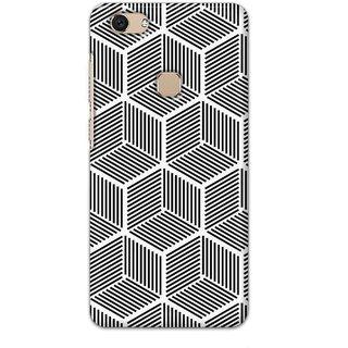 Digimate Latest Design High Quality Printed Designer Soft TPU Back Case Cover For VivoV7