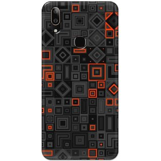 Digimate Latest Design High Quality Printed Designer Soft TPU Back Case Cover For VivoV9Youth