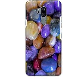 Digimate Latest Design High Quality Printed Designer Soft TPU Back Case Cover For LGG7ThinQ