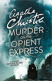 Murder on the Orient Express By Agatha Christie Ebook Fast Delivery