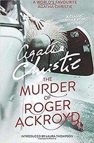 The Murder of Roger Ackroyd By Agatha Christie Ebook Fast Delivery