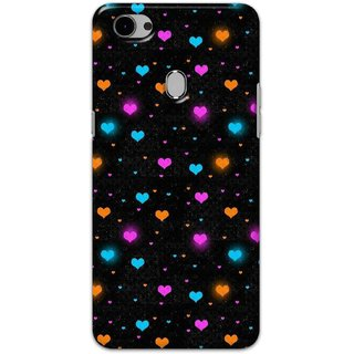 Digimate Latest Design High Quality Printed Designer Soft TPU Back Case Cover For OppoF7