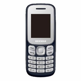 HEEMAX H312 (Dual Sim, 1.8 Inch Display, 1000 Mah Battery, 1 Year Warranty, Made in India)