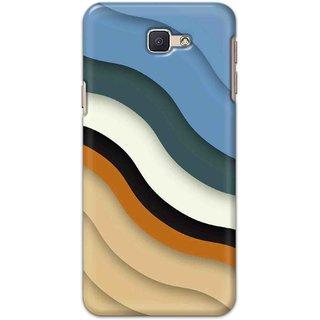 Digimate Hard Matte Printed Designer Cover Case For SamsungGalaxyJ5Prime