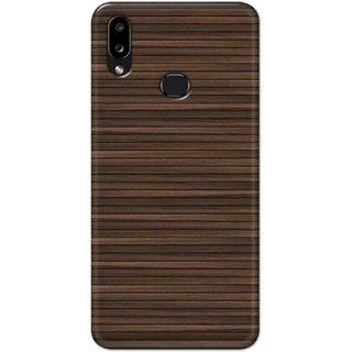 Digimate Hard Matte Printed Designer Cover Case For SamsungGalaxyM01s