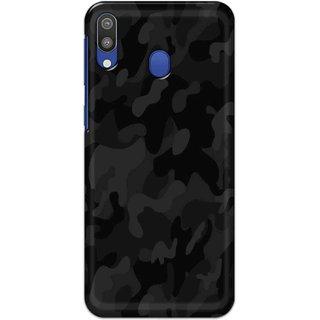 Digimate Hard Matte Printed Designer Cover Case For SamsungGalaxyM20