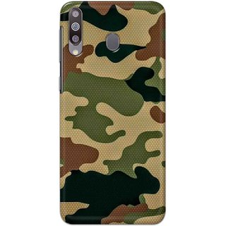 Digimate Hard Matte Printed Designer Cover Case For SamsungGalaxyM30