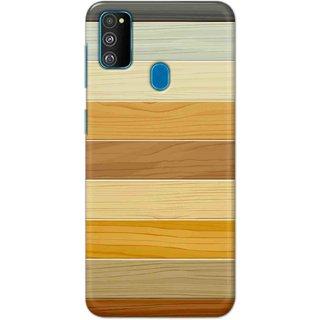 Digimate Hard Matte Printed Designer Cover Case For SamsungGalaxyM30s