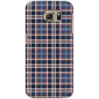 Digimate Hard Matte Printed Designer Cover Case For SamsungGalaxyS6