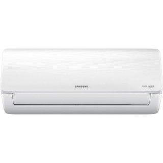 Samsung 1.5 Ton 5 Star Inverter Split AC  AR18TY5QAWK, Copper Condenser, White  Air Conditioners