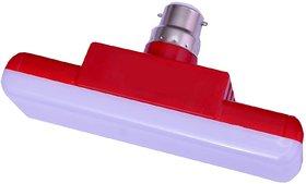 S4 Onlite Inverter T-Bulb 25 Watt 3500 Mah Rechargeable Emergency LED Bulb for Home, Cool Daylight, Base B22