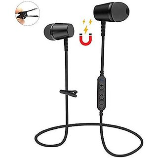 Joy Sports Bluetooth Neckband Headset for All Smartphones Tablets Laptops Computers